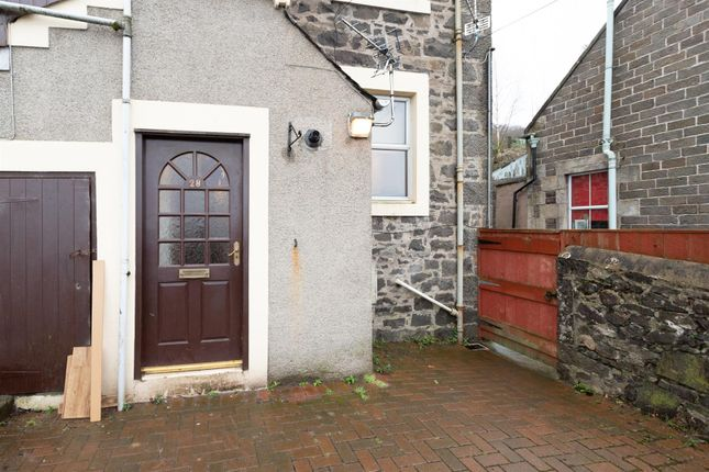 1 bed flat for sale in Hill Road, Newburgh, Cupar KY14