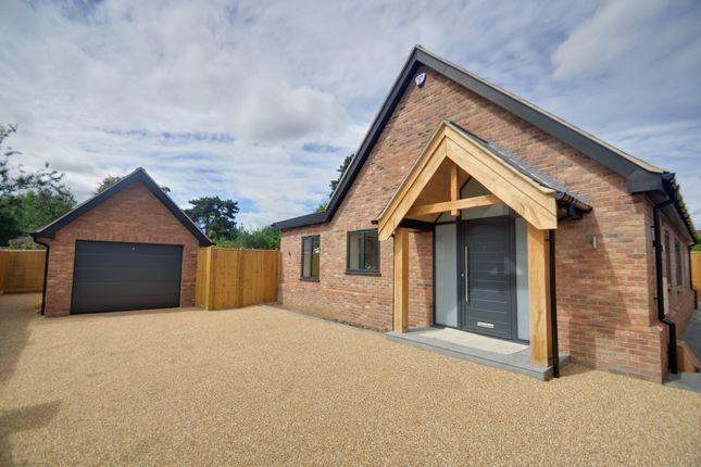 Thumbnail Detached bungalow for sale in Courtview, Hilda Vale Road, Farnborough