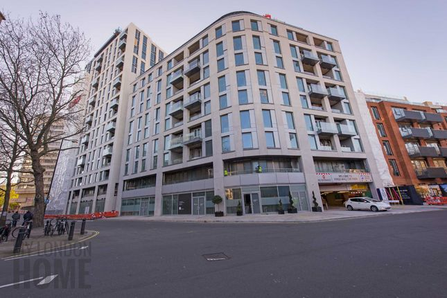 Thumbnail Flat for sale in Lancaster House, Sovereign Court, Glenthorne Road, Hammersmith