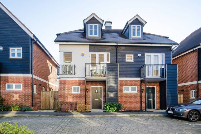 Thumbnail Semi-detached house to rent in Mill Drive, Ruislip