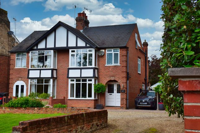 Thumbnail Semi-detached house for sale in Lexden Road, Colchester, Essex