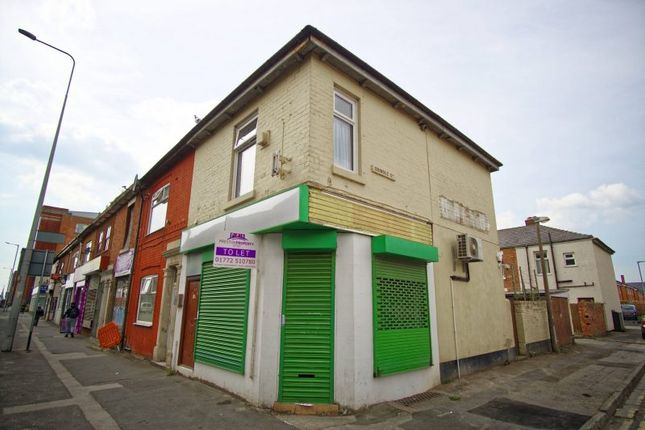 Thumbnail Retail premises to let in New Brook Houses, New Hall Lane, Preston