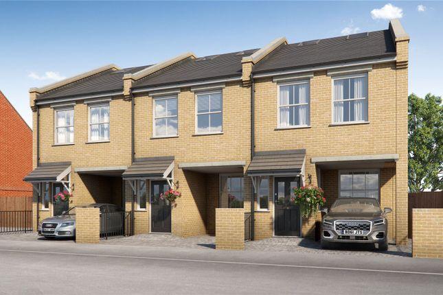 Terraced house for sale in Canonbury Road, Enfield EN1