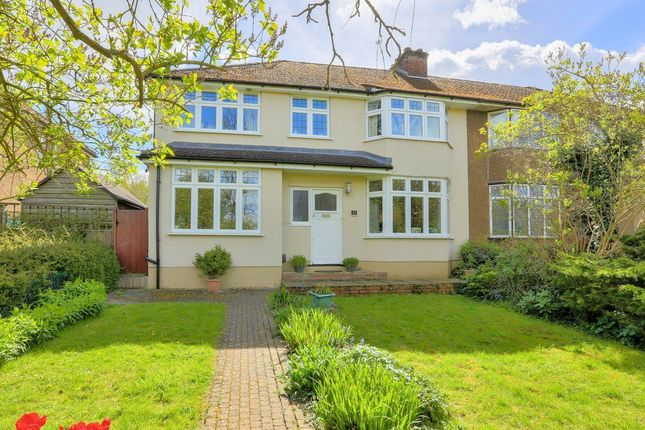 Thumbnail Property to rent in St Albans Road, St Albans, Herts