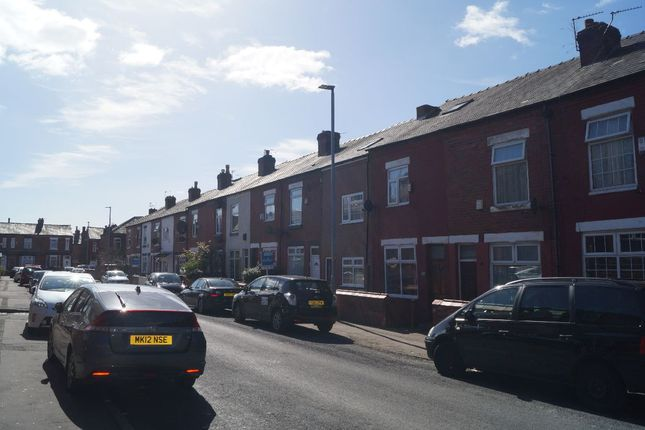 Thumbnail Terraced house for sale in Agnes Street, Levenshulme