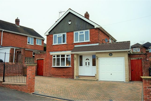 Thumbnail Detached house for sale in Oswald Avenue, Weston Coyney