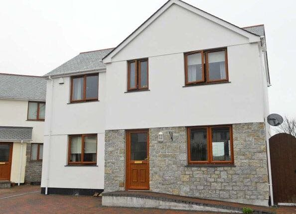 Thumbnail Detached house to rent in Bellever Close, Camborne, Cornwall
