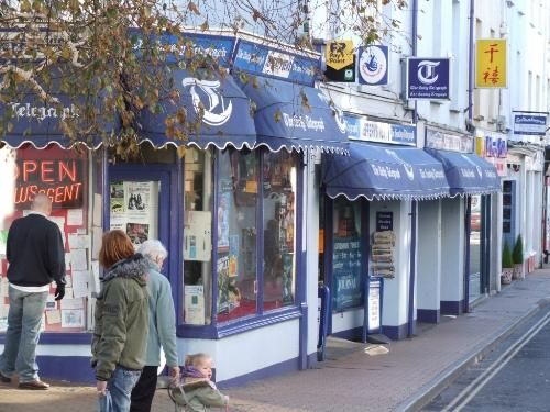Thumbnail Retail premises for sale in Ilfracombe, Devon