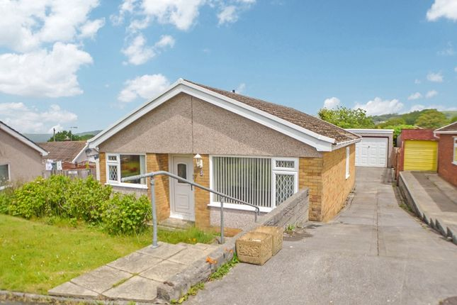 Thumbnail Detached bungalow for sale in Heol Isaf, Cimla, Neath, Neath Port Talbot.