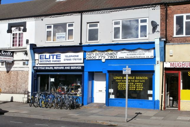 Thumbnail Flat to rent in Grimsby Road, Cleethorpes