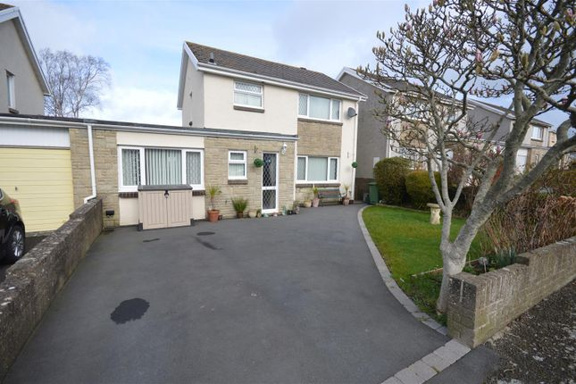 Thumbnail Detached house for sale in Heol Gollen, North Park Estate, Cardigan