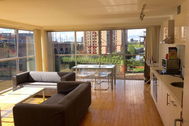 Thumbnail Flat to rent in Gresham Mill, South Hall Street, Salford