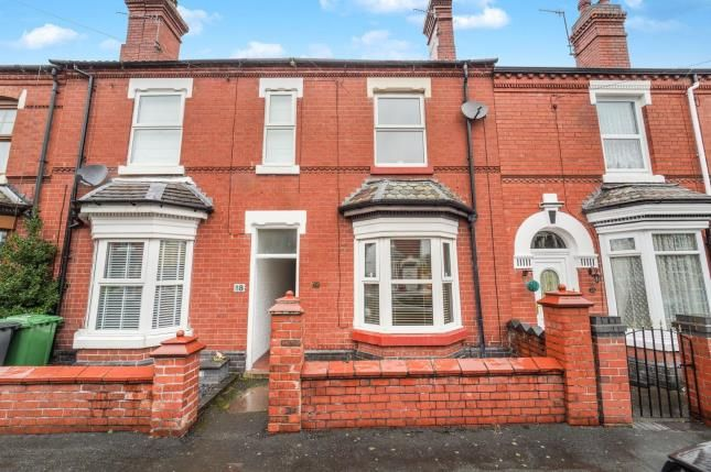 Front of Clarence Street, Kidderminster, Worcestershire DY10