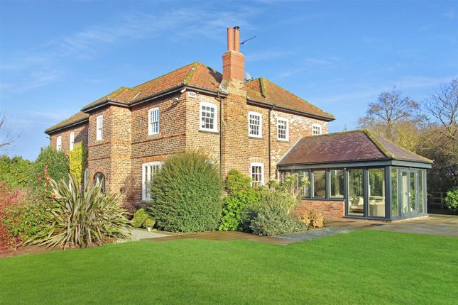 Thumbnail Detached house for sale in Bentley, Beverley