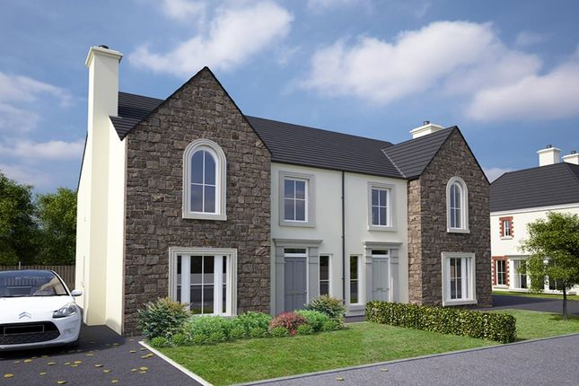 Thumbnail Semi-detached house for sale in Sloanehill, Comber Road, Killyleagh