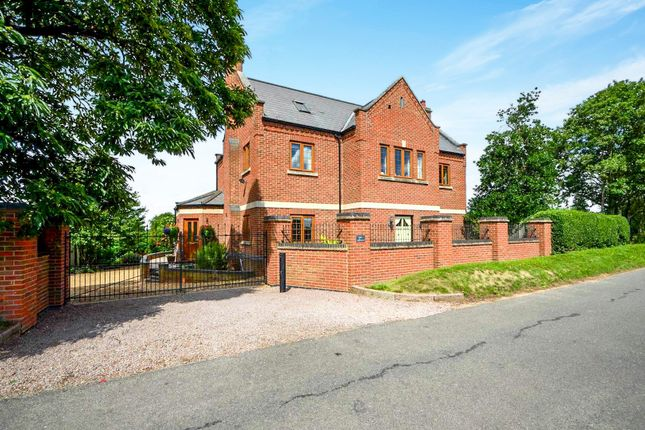 Thumbnail Detached house for sale in North Brink, Wisbech