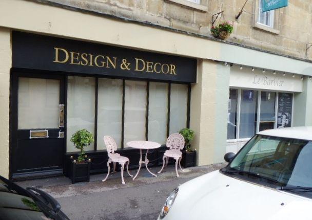 Thumbnail Retail premises for sale in Walcot Street, Bath