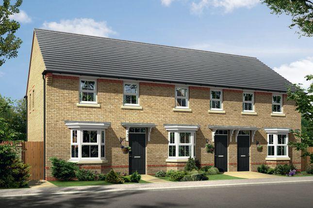 Thumbnail Semi-detached house for sale in Laurels Road, Offenham, Evesham
