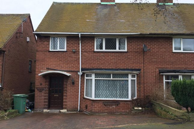 Thumbnail Terraced house to rent in Ely Place, Alumwell, Walsall