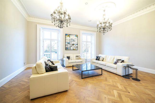 Thumbnail Terraced house for sale in Eccleston Square, London