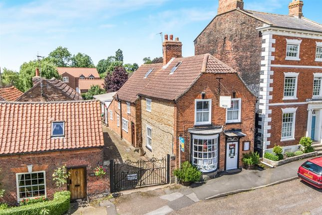 Thumbnail Detached house for sale in Market Place, Folkingham, Sleaford
