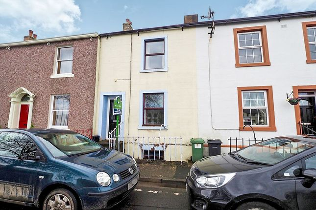Thumbnail Terraced house to rent in St. Cuthberts, Burnfoot, Wigton