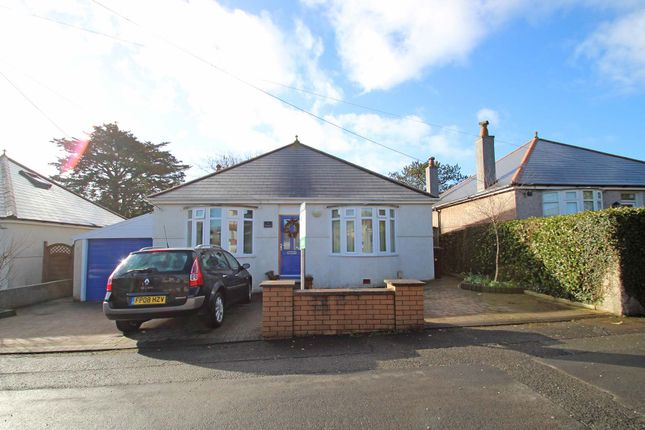 Detached bungalow for sale in 5 Third Avenue, Plymstock, Plymouth, Devon