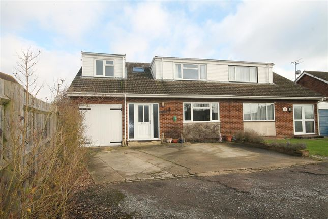 Thumbnail Semi-detached house for sale in Main Street, Grendon Underwood, Aylesbury