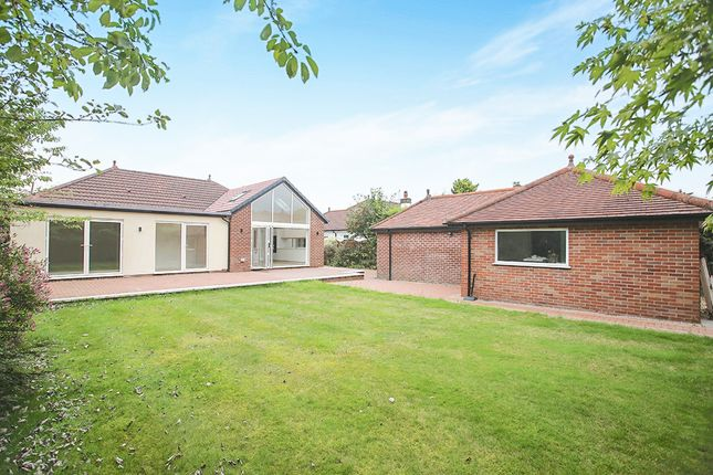 Thumbnail Bungalow for sale in Styal Road, Heald Green, Cheadle, Greater Manchester