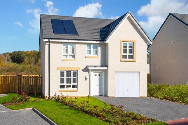 "Thumbnail Detached house for sale in ""Delgatie"" at Prospecthill Road, Motherwell"