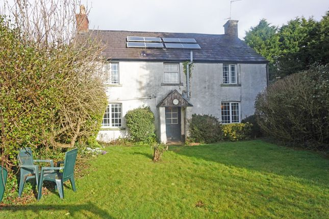 Thumbnail Detached house for sale in Argae Lane, Barry
