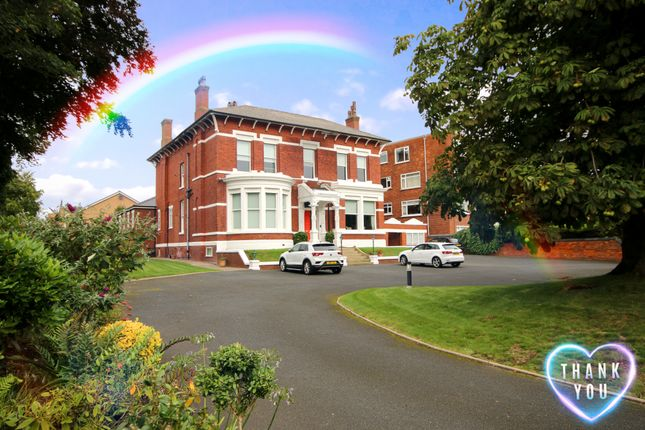 Thumbnail Flat for sale in Argyle Road, Hesketh Park, Southport