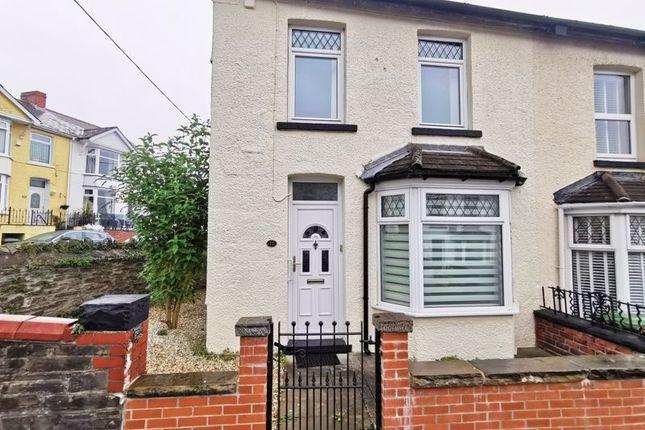 3 bed terraced house to rent in Bedwlwyn Street, Ystrad Mynach, Hengoed CF82