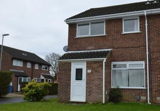 Thumbnail Semi-detached house to rent in Walcot Close, Norwich