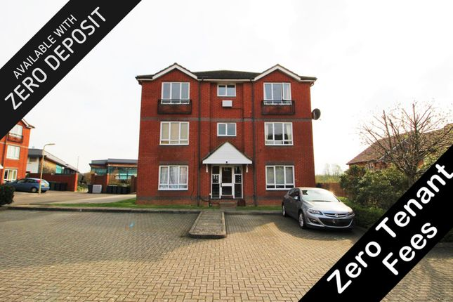 Thumbnail Flat to rent in Angelica Way, Whiteley, Fareham, Hampshire