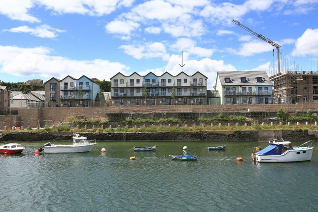 Thumbnail Town house for sale in Barton Road, Plymstock, Plymouth