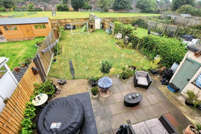 Rear Garden of Newton Road, Bletchley, Milton Keynes MK3