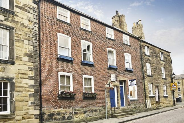 Thumbnail Hotel/guest house for sale in Castle View, 1B Bailiffgate, Alnwick