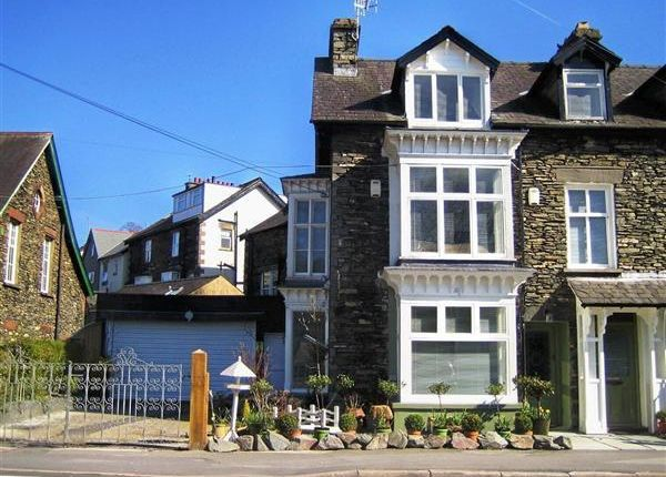 Thumbnail Semi-detached house for sale in Lake Road, Windermere