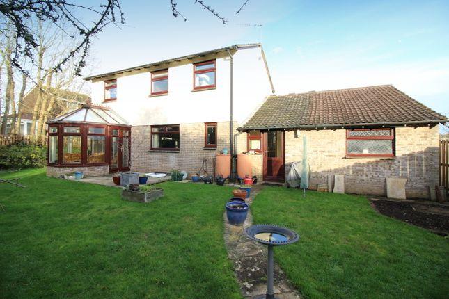 Thumbnail Detached house for sale in Hawks Park, Lower Burraton, Saltash