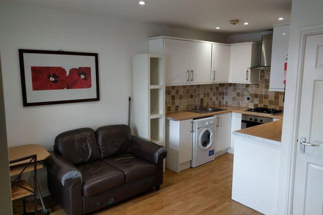 Living Area of Oxford Street, Sandfields, Swansea SA1