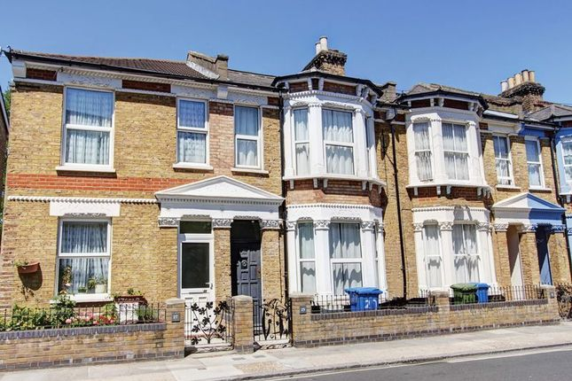 Thumbnail Terraced house to rent in Goldsmith Road, London
