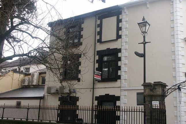 Thumbnail Flat for sale in 56A Wind Street, Neath, West Glamorgan.
