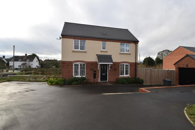 3 bed detached house for sale in Furrow Close, Upton-Upon-Severn, Worcester WR8