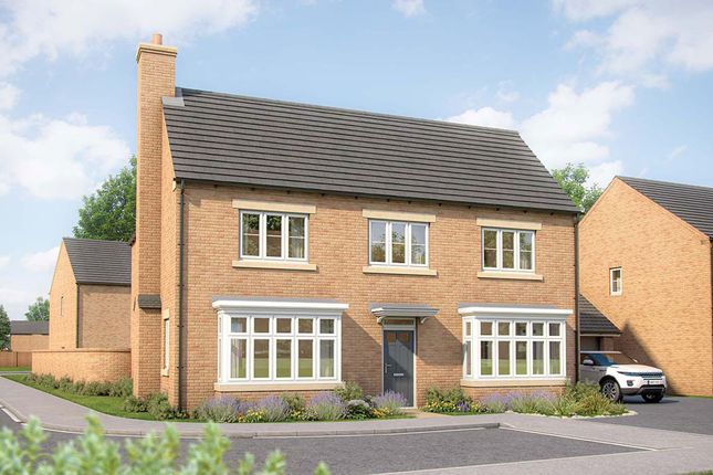 """5 bed detached house for sale in """"The Oak"""" at Wenrisc Drive, Minster Lovell, Witney OX29"""
