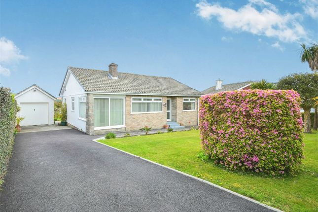 Thumbnail Detached bungalow for sale in Haddon Way, Carlyon Bay, St Austell, Cornwall