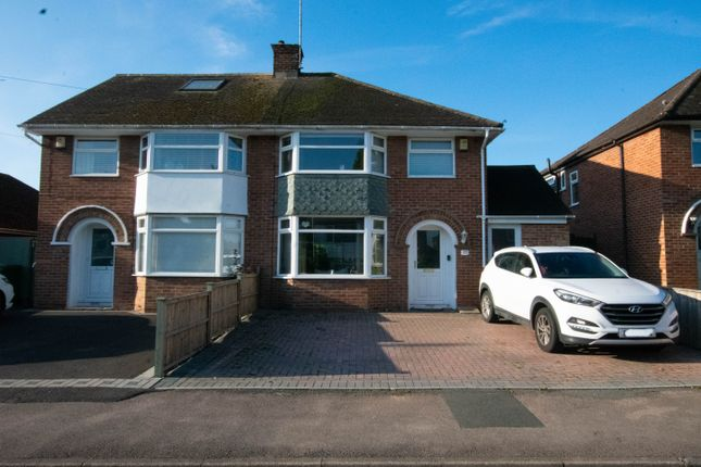 3 bed semi-detached house to rent in Winchester Way, Leckhampton, Cheltenham GL51