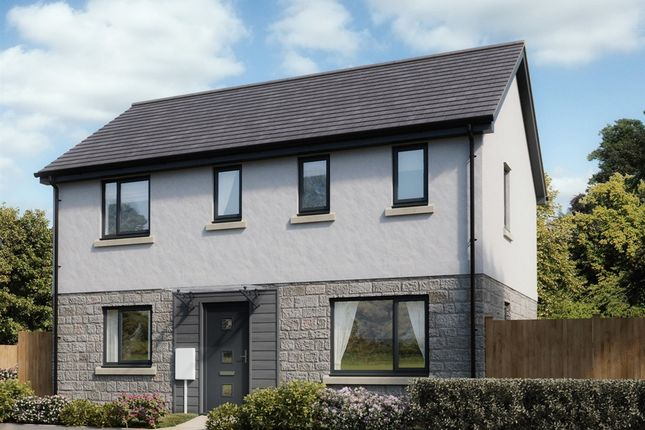 """Thumbnail Detached house for sale in """"The Clayton"""" at Charlbury Drive, Plymouth"""