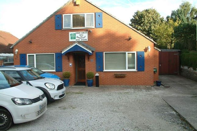 Thumbnail Hotel/guest house for sale in Highfield Lane, Chaddesden, Derby
