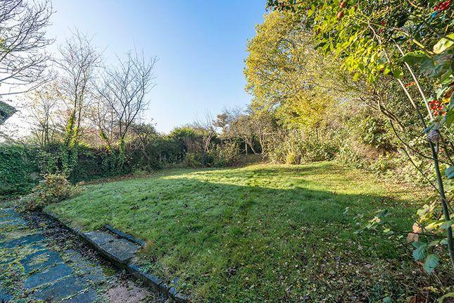 Rear Garden of Hill Rise, Cuffley EN6